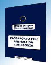 Passaporto europeo per animali da compagnia